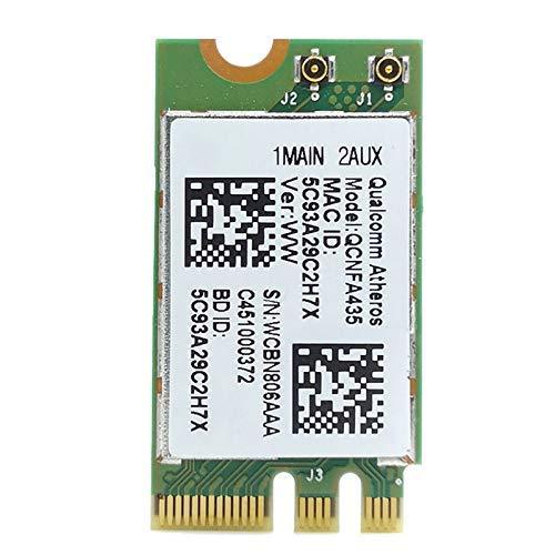 Tarjeta para Qualcomm Atheros QCA9377 QCNFA435 802.11AC 2.4G / 5G NGFF WiFi...