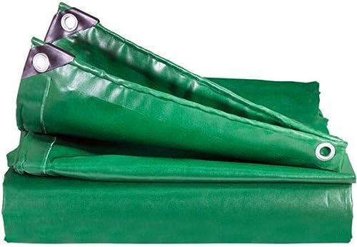 FSBFF Tissu d'ombrage Tissu Anti-Pluie Isolation écran Solaire imperméable à l'eau Pengbu, bache en Toile extérieure épais 6  10m