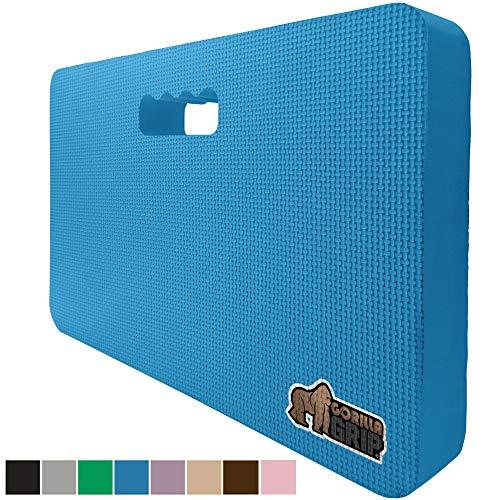 Gorilla Grip Original Premium Thick Kneeling Pad, Comfortable Foam Mat to Kneel On, Knee Pad Cushion...