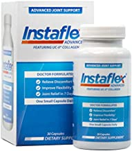 Instaflex Advanced Joint Support - Doctor Formulated Joint Relief Supplement, Featuring UC-II Collagen & 5 Other Joint Discomfort Fighting Ingredients - 30 Count