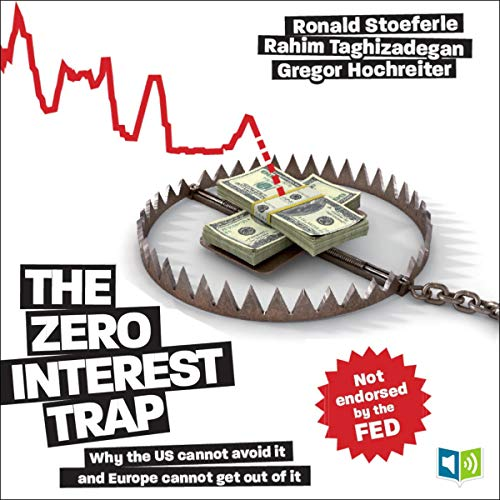 The Zero Interest Trap  By  cover art