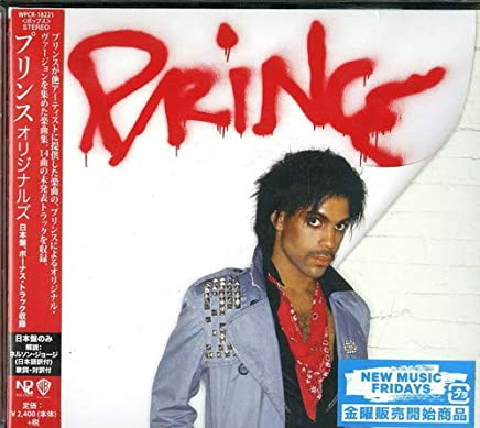 Kunena: Hot Best Prince - Originals incl  Japanese Bonus Track
