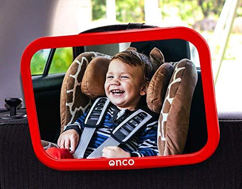 Onco Baby Car Mirror - 100% Shat...