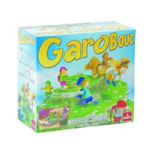 FERRY- Garobouc Jeux de Société, 303114