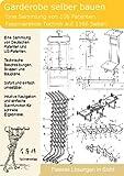 Garderobe selber bauen: 106 Patente zeigen wie!