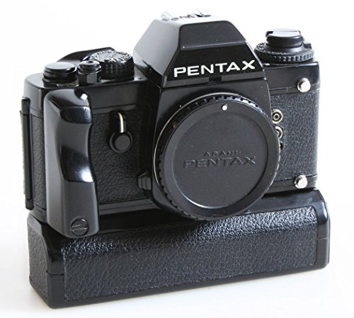 Best Buy! PENTAX LX 35MM SLR Body with Body Cap and LX Winder