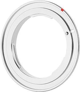 Ruili lente adaptador para Lens Adapter Nikon F Lens to Canon Cámara 5d ii III 6d 70d 77d 80d 650d 750d 760d 1200d 1300d