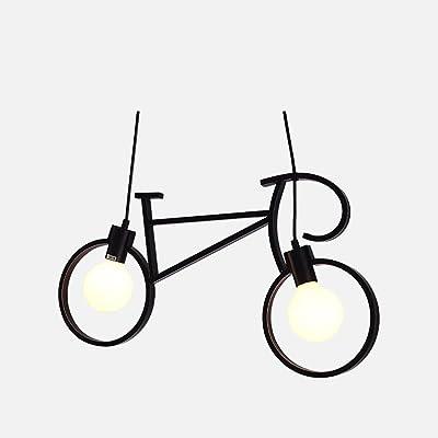 Araña De Bicicleta Forjada Nórdica Moderna Desmonización ...