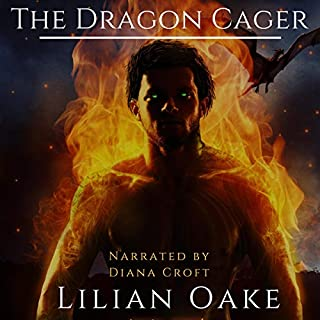 The Dragon Cager cover art