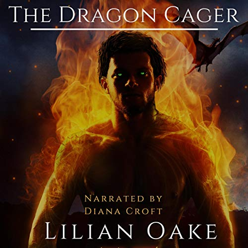 The Dragon Cager audiobook cover art
