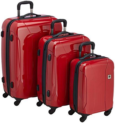 Saxoline Set di valigie 211H0.01.35 Rosso 189.0 liters