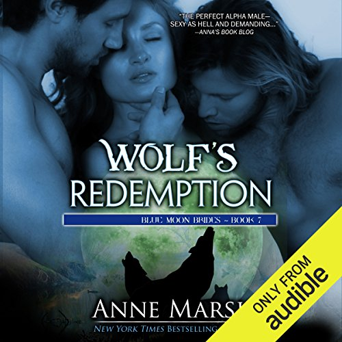Wolf's Redemption audiobook cover art
