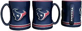 Boelter Brands NFL Sculpted Coffee Mugs