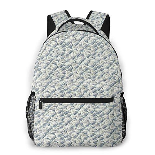 Backpack for Boys Girls Teen, Ivory 13 Travel Laptop Backpacks School Bag College Bookbag Daypack
