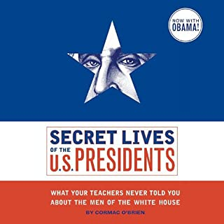 Secret Lives of the U.S. Presidents cover art
