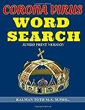 Corona Virus Word Search: Jumbo Print Version