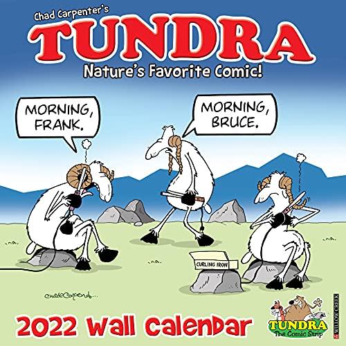 Tundra 2022 Wall Calendar