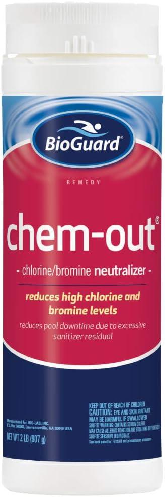 BioGuard Chem Out - 2 Classic Max 47% OFF Lb 1