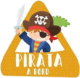 Amazon.es: Piratas - Sillas de coche y accesorios: Bebé