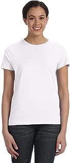 Hanes Women's Nano-T T-Shirt_White_S