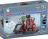 Fischertechnik TXT Smart Home - Aprende Robótica y Programación mientras haces tu Hogar Inteligente con este Divertido y Educativo Juego de Construcción , color/modelo surtido