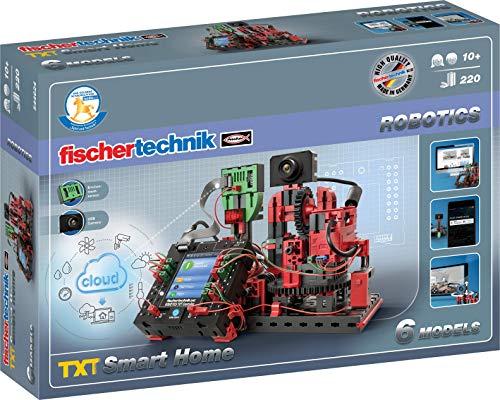 fischertechnik - 544624 ROBOTICS TXT Smart Home, Konstruktionsbaukasten
