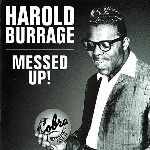 Harold Burrage