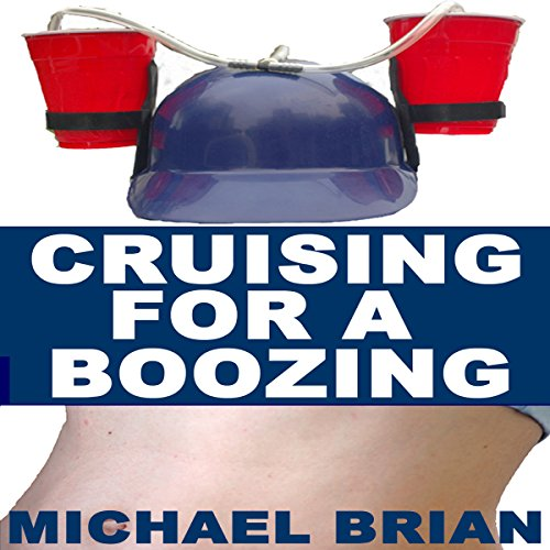 Cruising for a Boozing audiobook cover art