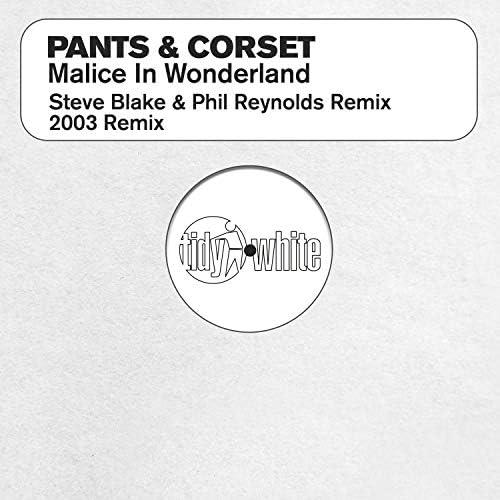 Pants & Corset