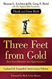 Three Feet from Gold: Turn Your Obstacles into Opportunities! (Updated Anniversary Edition) (Think and Grow Rich)(Official Publication of the Napoleon Hill Foundation)