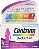 Centrum Multivitamin Tablets for Women, Pack of 30