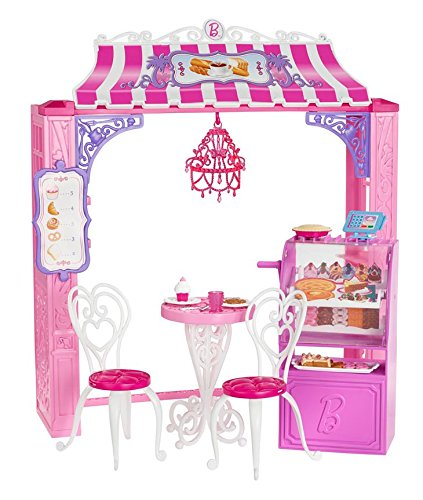 Barbie - Tiendas Malibú, Accesorios Fashion Boutique (Mattel CCL74)