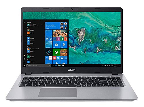 Acer Premium Aspire 5 A515 15.6-inch FHD (1920x1080) Widescreen Laptop PC, 8th Gen Quad-Core Intel i5-8250U up to 3.4GHz, 8GB...