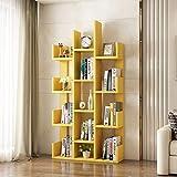 FEI Mensole Scaffale per Libri, scaffale Moderno per Libri Scaffale per scaffali per scaffali per...
