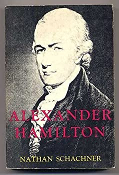 Mass Market Paperback Alexander Hamilton by Nathan Schachner (1961-01-03) Book
