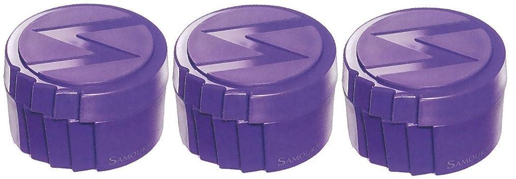 応援する独特の誇大妄想【まとめ買い】サムライスタイル プラスター スライミー 3個セット