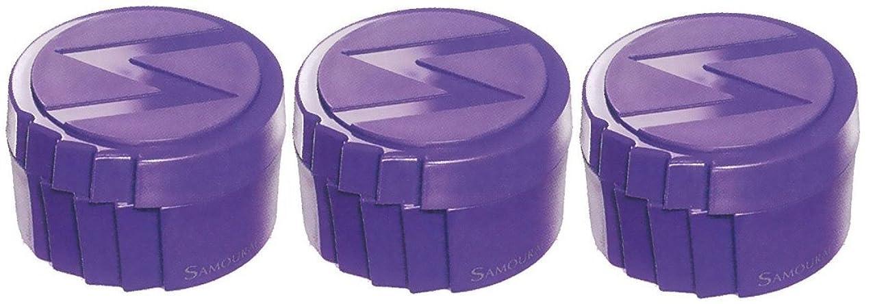 保持カラス債権者【まとめ買い】サムライスタイル プラスター スライミー 3個セット