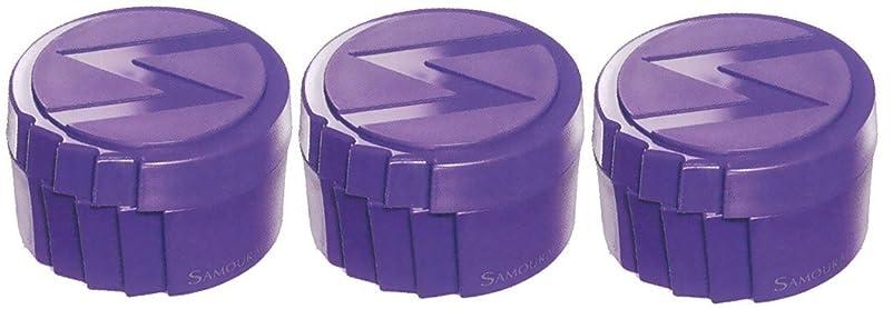 差別性交支配する【まとめ買い】サムライスタイル プラスター スライミー 3個セット