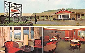 Buena Vista Motel Delhi, New York Postcard