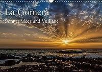 La Gomera Sonne, Meer und Vulkane (Wandkalender 2022 DIN A3 quer): Entspannen und entschleunigen auf der gruenen Kanareninsel (Monatskalender, 14 Seiten )