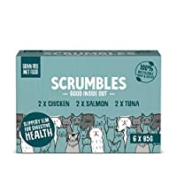 Packed with 70% fresh British meat and moisture for hydration along with essential vitamins and minerals All natural ingredients with no added sugars, salts nor any derivatives, fillers or artificial nonsense Complete grain free recipes to keep your ...