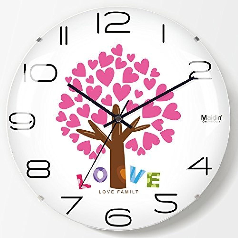 tienda en linea Salón Dormitorio reloj de parojo relojes silenciar ideas simples simples simples sin bordes alrojoedor del reloj reloj de cuarzo H334,13 en el Infinito -334 reloj  Para tu estilo de juego a los precios más baratos.