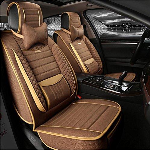 AMYMGLL Tous autour de Coussin voiture universel Set linge de luxe (11Réglez) Édition Cinq Général Coussins Car options Four Seasons Universal 4 couleurs , #33