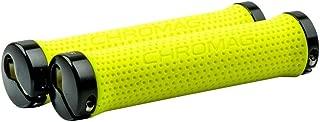 Chromag Basis, Lock Grips, Neon Yellow, 142mm