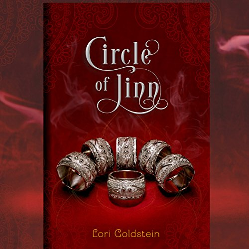 Circle of Jinn audiobook cover art