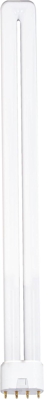 Satco S8665 4100K 36-Watt 2G11 Luxury Base Twin T5 4-Pin Tube Great interest for Long