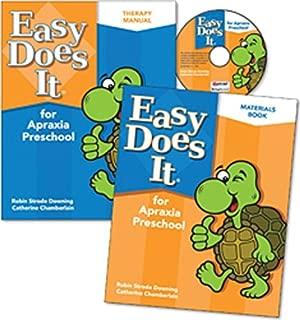 Easy Does It for Apraxia - Preschool