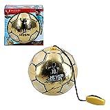 Messi Training System - Balón entrenamiento con cuerda golden edition (48070)