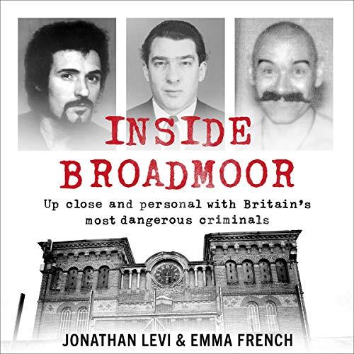 Inside Broadmoor audiobook cover art