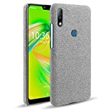 LUSEHNG Case for Asus Zenfone Max Plus (M2) ZB634KL, Solid